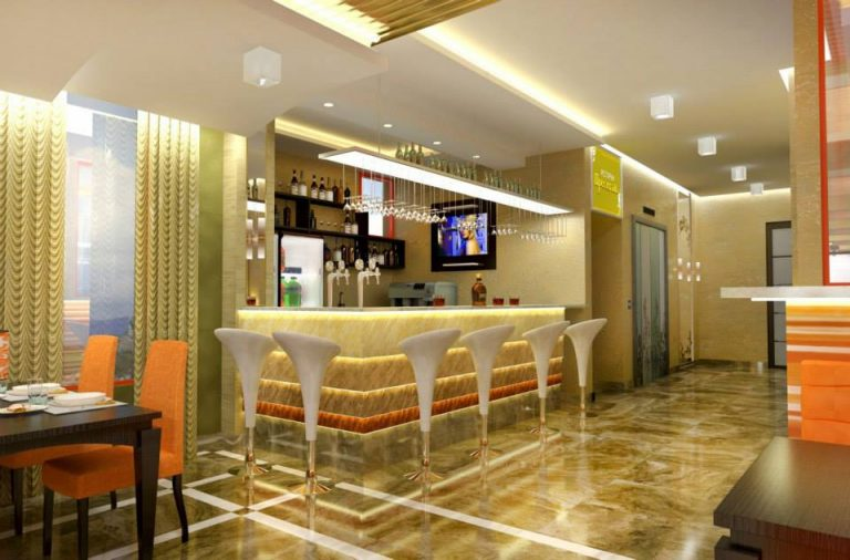 дизайн интерьера кафе москва ресторан