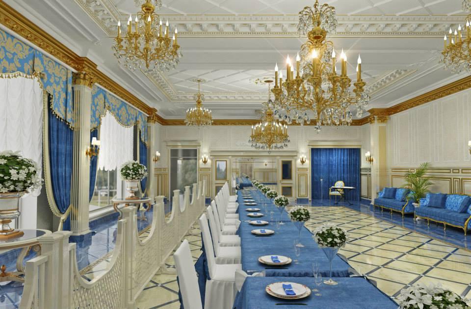 дизайн интерьера ресторана москва