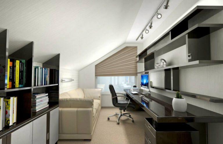 дизайн интерьера кабинета в мозыре