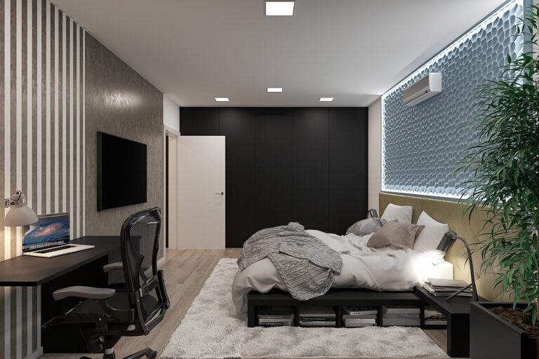 дизайн интерьер квартира современный стиль фото 3